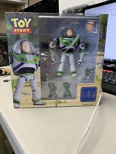 In STOCK Kaiyodo Legacy of Revoltech Toy Story Buzz Lightyear Action Figure