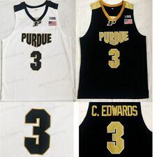 Carsen Edwards #3 Purdue College Retro Men Basketball Jersey Stitched
