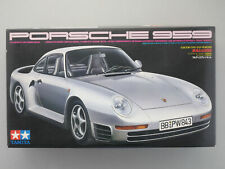 Tamiya 24065 Porsche 959 Sports Car Series 65 Kit 1:24 NEU! OVP 1609-26-14