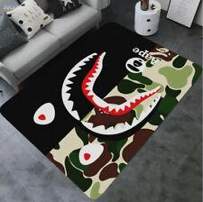 Carpet Fashion Street style Cartoon printing Non-slip blanket