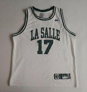 La Salle University Mark Cardona Basketball MW Jersey Size XXL Philippines Shirt