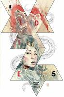 Die #5 Image Comics COVER B MACK GILLEN 1ST PRINT