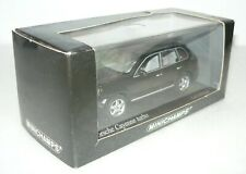 Minichamps 400061080, Porsche Cayenne Turbo, 2002, schwarz met., 1/43, NEU&OVP