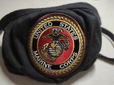 United States Marines Washable USMC Face Mask One Size Fits Most Gildan