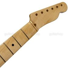 NEW MIJ Maple Vintage Telecaster Tele Neck 21 Frets, FINISHED - Made in Japan