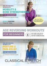 Miranda Esmonde-White DVD Age Reversing Workouts Beginners Bones Health Care