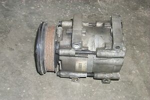 Air Conditioning Compressor 1991 92 1993 Ford Thunderbird 94 95 Mustang 5.0 A/C