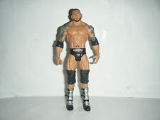 WWE WRESTLER BATISTA ELIMINATION CHAMBER BASIC SERIES MATTEL WRESTLING FIGURE