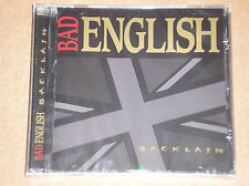 BAD ENGLISH - BACKLASH - CD SIGILLATO (SEALED)