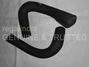 TOP AND BOTTOM RADIATOR HOSE SET JEEP WILLYS CJS WITH F-134 ENGINE
