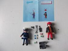 Playmobil 4269 (police et voleur)