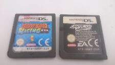 PACK:DIDDY KON RACING + NEED FOR SPEED MOST WANTED PAL NINTENDO DS 2DS 3DS