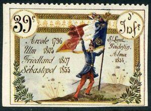 WWI France 39th Infantry Regiment (39er Régiment d'Infanterie)