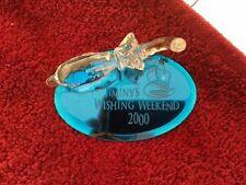 "WDCC Pinnochio ""Wishing Weekend"" 2000 Jiminy Event Crystal Martine Millan"