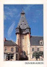 BR54124 Dun sur Auron le beffroi france