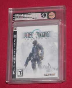 Lost Planet: Extreme Condition, New Sealed! PS3 VGA 95