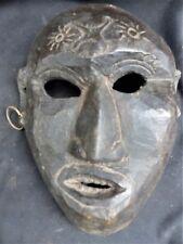 """orig $199-Nepal Shaman Mask,Symbols Early 1900S 13"""""""