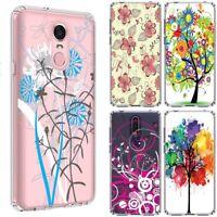 for LG Stylo 4/4 Plus (Clear) Slim Flexible TPU Skin Phone Case Cover-D1