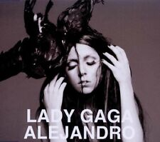 LADY GAGA alejandro (2010; 2 tracks) [Maxi-CD]