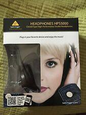 Behringer HPS5000 Headband Headphones - Black