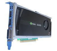 PNY Grafikkarte Nvidia Quadro 4000 2GB PCIe für PC/Mac Pro 3.1/5.1 #150