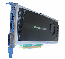 Grafikkarte Nvidia Quadro 4000 2GB PCIe für PC/Mac Pro 3.1/5.1 #150