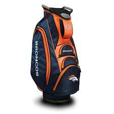 NEW Team Golf NFL Denver Broncos Victory Cart Bag