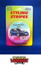 Red Car Styling Moulding Strips