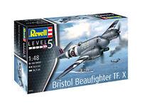Bristol Beaufighter TF. X, Revell Flugzeug Bausatz 1:48, 03943