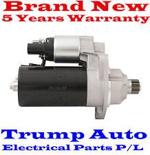 Starter Motor fit Volkswagen Transporter T5 engine AXD 2.5L Manual Diesel 04-06
