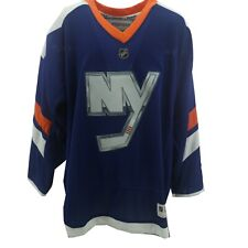 New York Islanders Official Nhl Reebok Children's Kids Youth Size Jersey New Tag