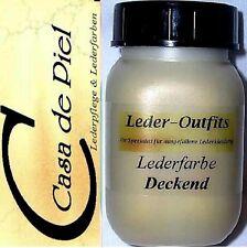 CDP NAPPALEDER Lederfarbe Glattleder Leder färben 1ltr -1000ml - Beige