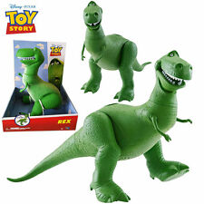 Large 11' Disney Pixar Toy Story Rex Action Figures Decor Play Set Thinkway Toys