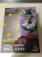 Dragon Ball Z Shenron Lamp Night Light DBZ Rare Legit Japanese Stuff