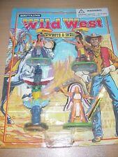 BRITAINS - WILD WEST 'COWBOYS & Indians'  - #7527