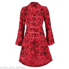 Goth Elastane, Spandex Casual Dresses for Women