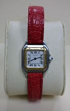 Cartier Lady Wristwatch with Cartier Buckle