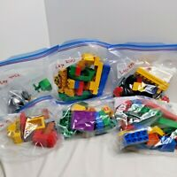 LEGO DUPLO - Lot of 100+ Bricks pieces - Blocks incomplete sets over 3 lbs