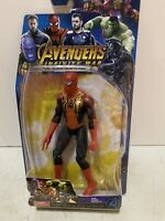 Marvel Avengers Infinity War Movable Joints Spider-Man Spiderman Action Figure