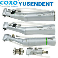 COXO Dental LED Fiber Optic 20:1 Implant Surgery Contra Angle Handpiece NSK