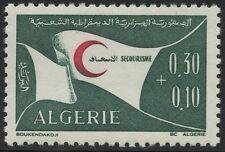 ALGERIE N°536** croissant rouge,1971, ALGERIA  Red Crescent MNH