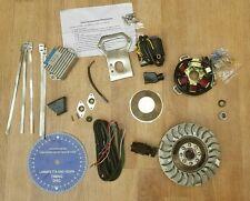 Lambretta Li SX TV Leggero 12V Kit Accensione Elettronica CDI sil Statore Extra