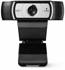 Logitech C930E 30 fps Carl Zeiss Tessar 1080p Video Webcam with privacy
