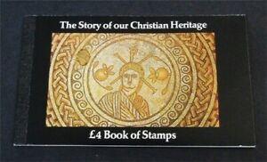nystamps Great Britain Booklet Stamp # BK148 Mint $55 J22y2824