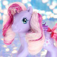 My Little Pony STARSONG Purple Pegasus Pink Tinsel Hair Stars G3 MLP BO863