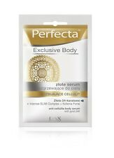 DAX COSMETICS PERFECTA EXCLUSIVE BODY GOLDEN WARMING BODY SERUM ANTI-CELLULITE