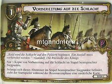 Lord of the Rings LCG - #003 PREPARING FOR BATTLE-MUMAKIL
