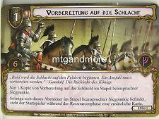 Lord of the Rings LCG - #003 Vorbereitung auf die Schlacht - Die Mumakil