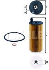 KNECHT Ölfilter OX 404D Filtereinsatz für BMW X1 N47N E91 E90 E84 MINI TOYOTA X3