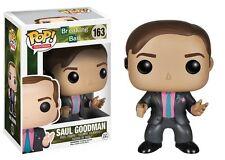 Pop! TV Breaking Bad Saul Goodman #163 In-Box Action Figure